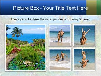 The Garden PowerPoint Template - Slide 19