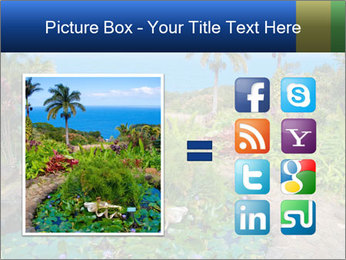 The Garden PowerPoint Template - Slide 21
