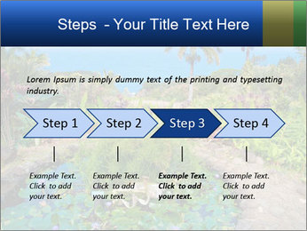 The Garden PowerPoint Template - Slide 4