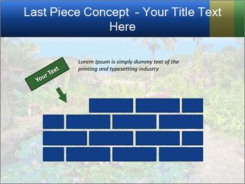 The Garden PowerPoint Template - Slide 46