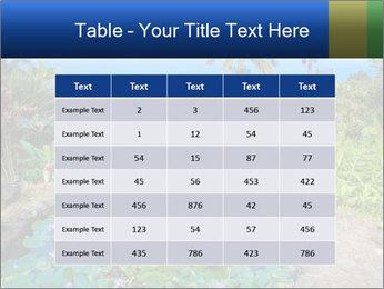 The Garden PowerPoint Template - Slide 55