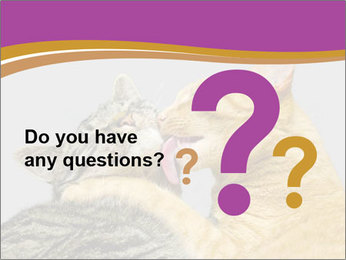 Cats PowerPoint Template - Slide 96