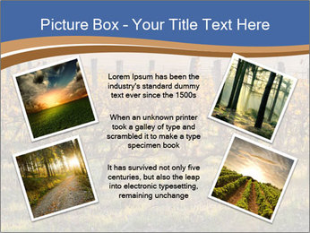 Vineyards PowerPoint Templates - Slide 24