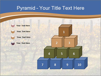 Vineyards PowerPoint Template - Slide 31