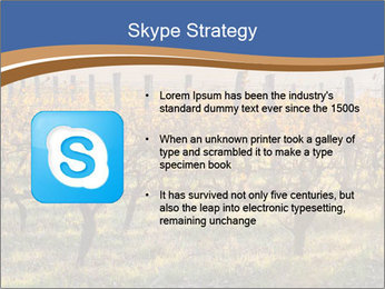 Vineyards PowerPoint Templates - Slide 8