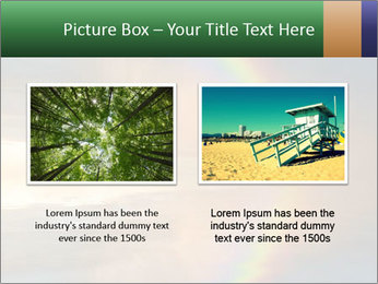 Colorful rainbow PowerPoint Templates - Slide 18