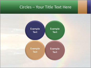 Colorful rainbow PowerPoint Template - Slide 38