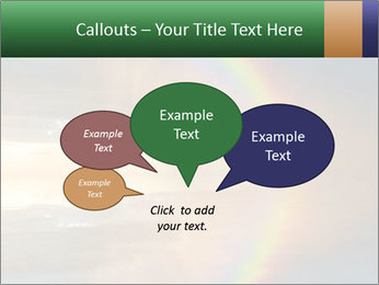 Colorful rainbow PowerPoint Templates - Slide 73