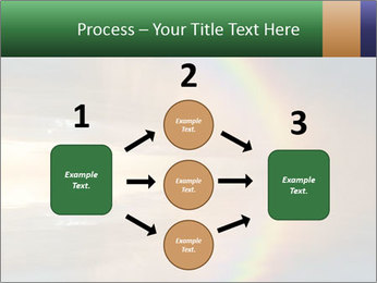 Colorful rainbow PowerPoint Templates - Slide 92