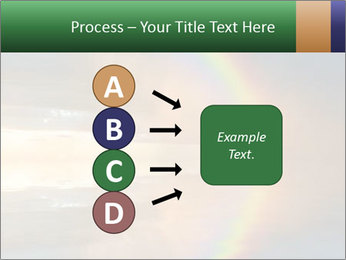 Colorful rainbow PowerPoint Templates - Slide 94