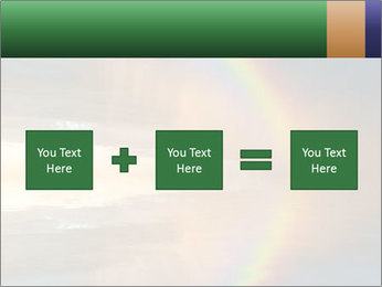 Colorful rainbow PowerPoint Templates - Slide 95