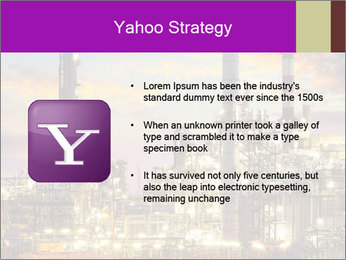 Oil refinery PowerPoint Templates - Slide 11