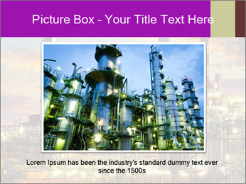Oil refinery PowerPoint Templates - Slide 15