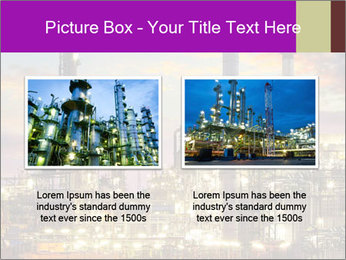 Oil refinery PowerPoint Templates - Slide 18