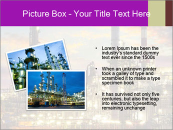 Oil refinery PowerPoint Templates - Slide 20