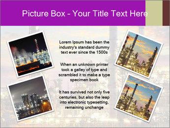 Oil refinery PowerPoint Templates - Slide 24