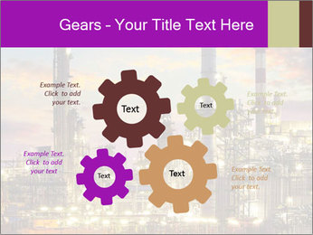 Oil refinery PowerPoint Templates - Slide 47
