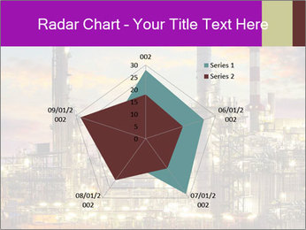 Oil refinery PowerPoint Templates - Slide 51