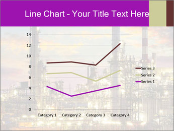 Oil refinery PowerPoint Templates - Slide 54