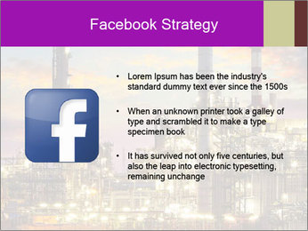 Oil refinery PowerPoint Templates - Slide 6