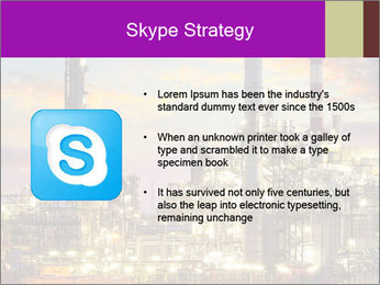 Oil refinery PowerPoint Templates - Slide 8