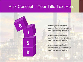 Oil refinery PowerPoint Templates - Slide 81