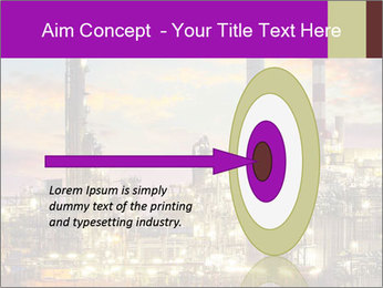 Oil refinery PowerPoint Templates - Slide 83