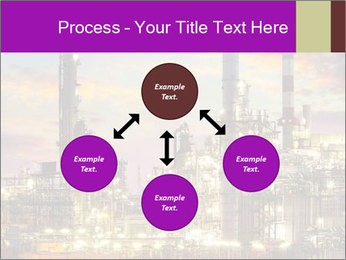 Oil refinery PowerPoint Templates - Slide 91