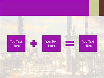 Oil refinery PowerPoint Templates - Slide 95