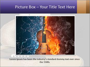 Acoustic guitar PowerPoint Template - Slide 15