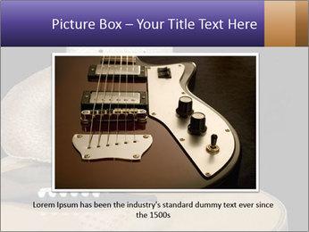 Acoustic guitar PowerPoint Template - Slide 16