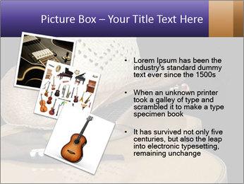 Acoustic guitar PowerPoint Template - Slide 17