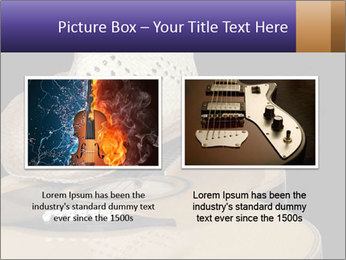 Acoustic guitar PowerPoint Template - Slide 18