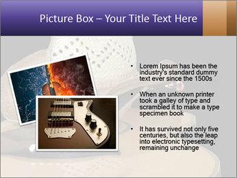 Acoustic guitar PowerPoint Template - Slide 20