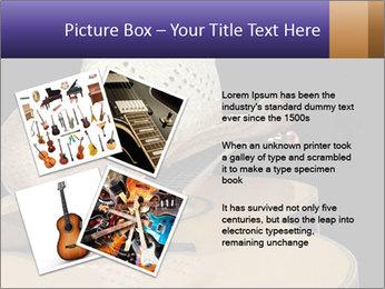 Acoustic guitar PowerPoint Template - Slide 23