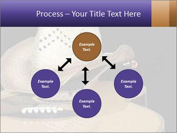 Acoustic guitar PowerPoint Template - Slide 91