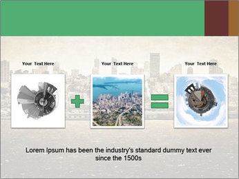 View from Alcatraz PowerPoint Template - Slide 22