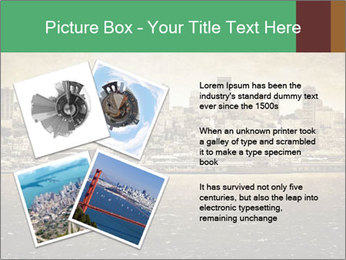 View from Alcatraz PowerPoint Templates - Slide 23