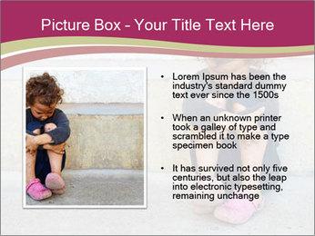 Poor PowerPoint Template - Slide 13