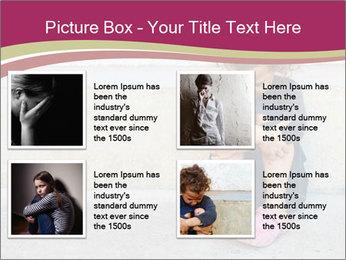 Poor PowerPoint Template - Slide 14