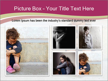 Poor PowerPoint Template - Slide 19