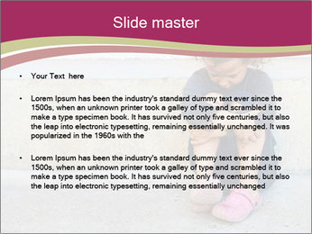 Poor PowerPoint Template - Slide 2