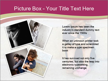 Poor PowerPoint Template - Slide 23