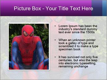Spider-Man PowerPoint Template - Slide 13