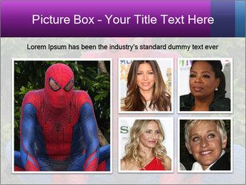 Spider-Man PowerPoint Template - Slide 19