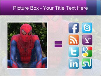 Spider-Man PowerPoint Template - Slide 21