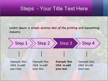 Spider-Man PowerPoint Template - Slide 4