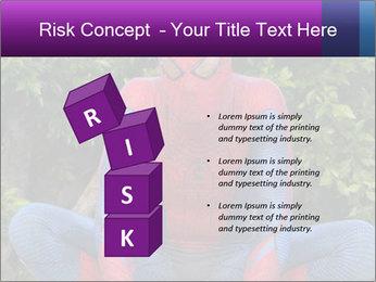 Spider-Man PowerPoint Template - Slide 81