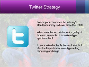 Spider-Man PowerPoint Template - Slide 9