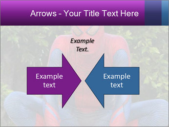Spider-Man PowerPoint Template - Slide 90
